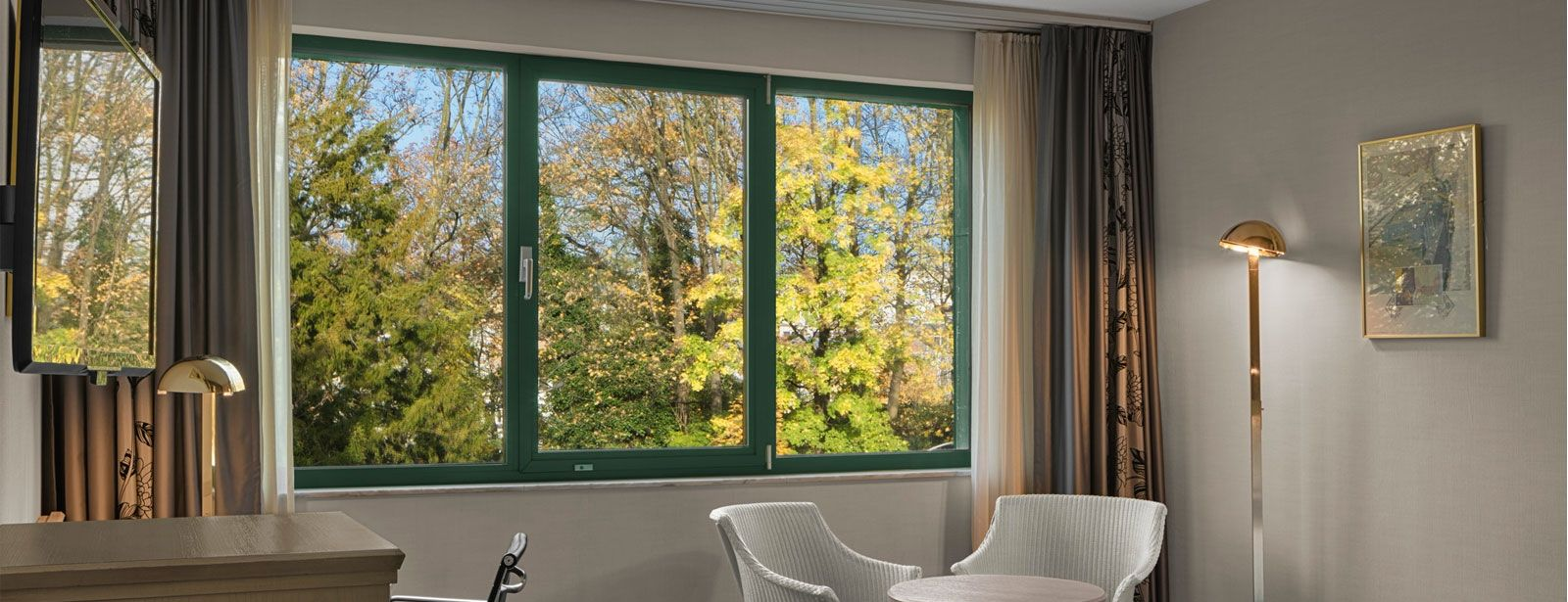 Quiet Classic Garden Room | Four Points by Sheraton Brussels