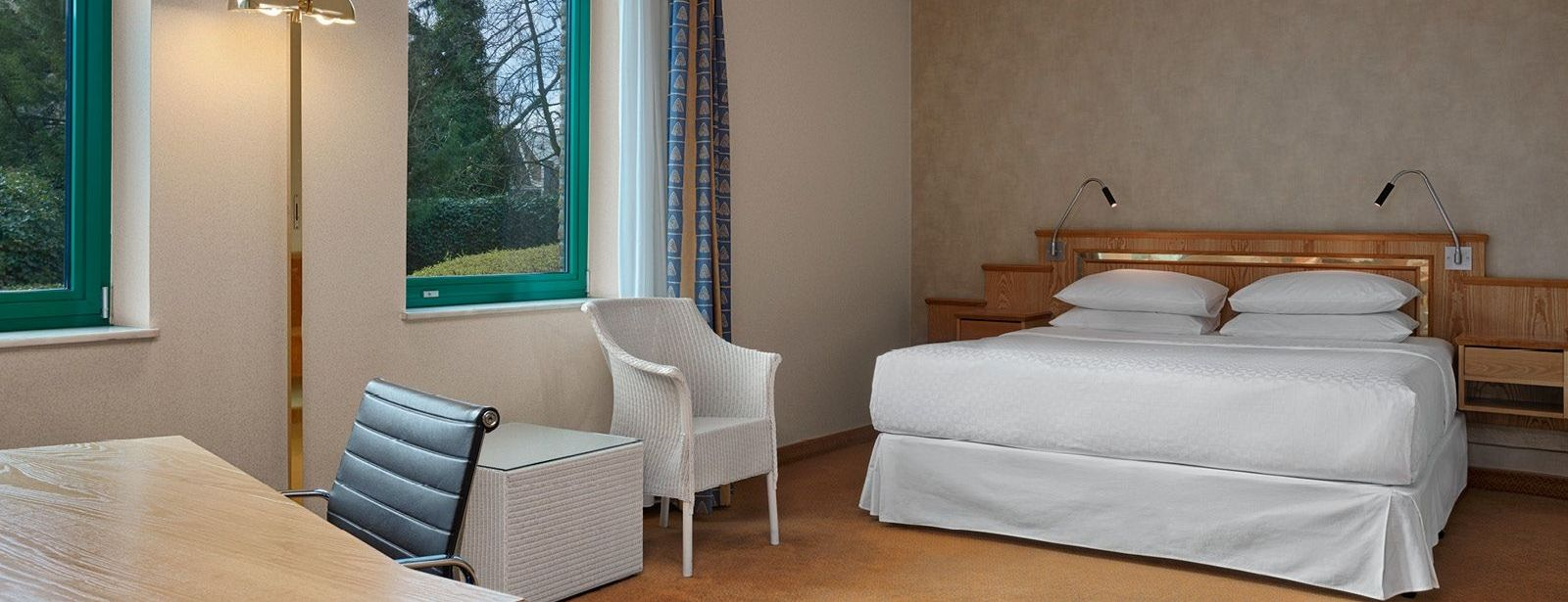 Superior Garden Room, free internet included | Four Points by Sheraton Brussels